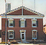 Lincoln Courthouse